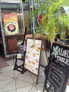 Aloha Table アロハテーブル