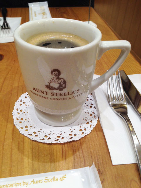 ステラおばさんコーヒー