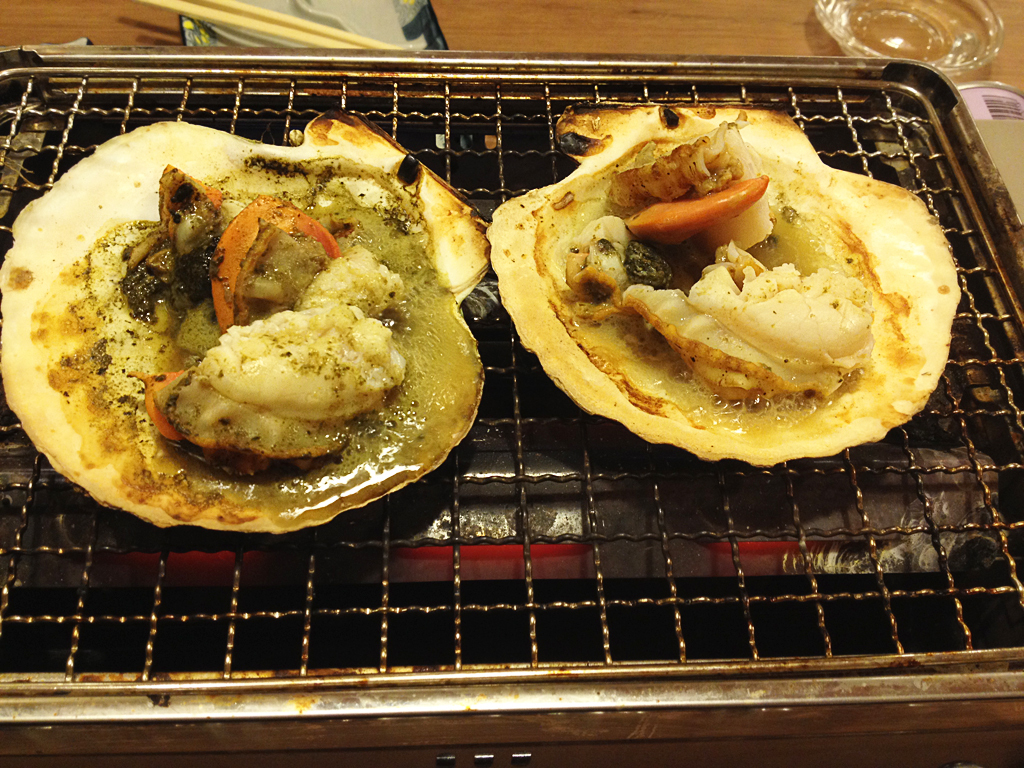 磯丸水産-ホタテ貝5