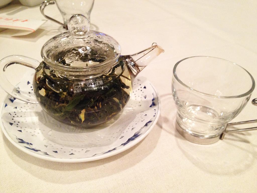 重慶飯店凍頂烏龍茶
