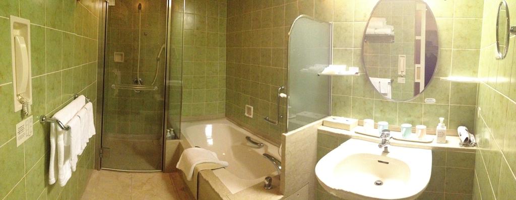 箱根プリンスバスルーム