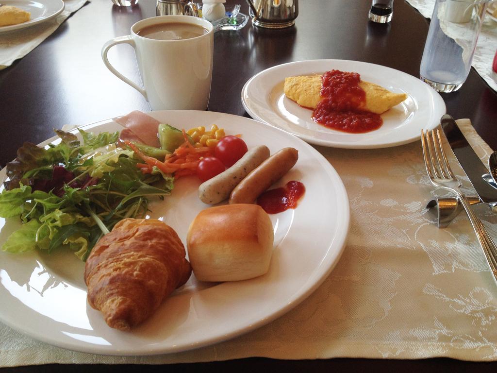 箱根プリンス朝食