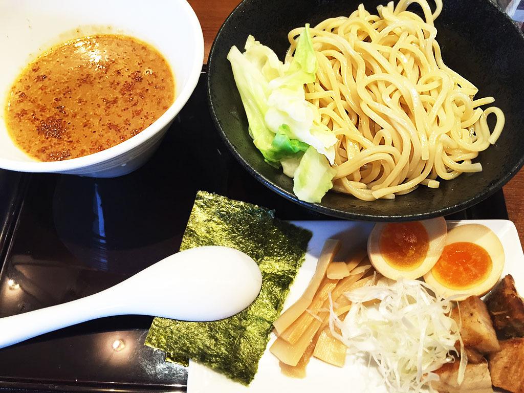 海老秀つけ麺